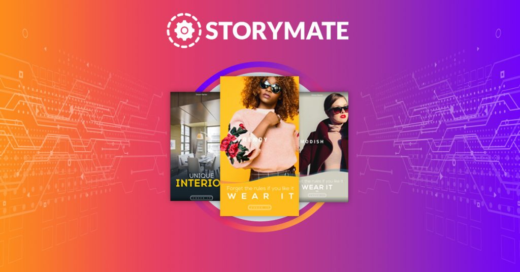a tool to create stories